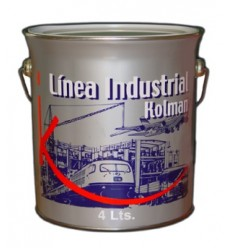 Imprimación industrial  Kolman