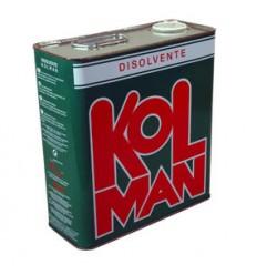 Disolvente poliuretano Kolman