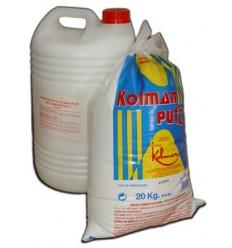 Revestimiento  Kolman-Putz al al uso