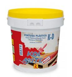Pintura plástica Kolmate mate Kolsystem