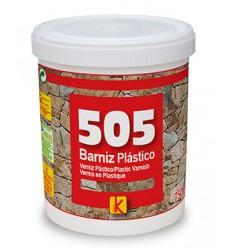 Barniz Plástico 505