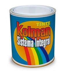 Colorante integral disolvente Kolman