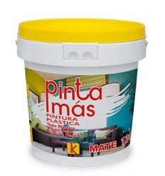 Pintura plástica mate Pintamas