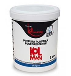Pintura plástica fosforescente Kolman