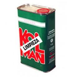 Disolvente de limpieza Standard Kolman