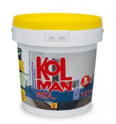 Pintura plástica Kolman mate Kolsystem