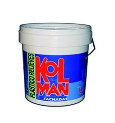 Pintura plástica de relieves Kolman